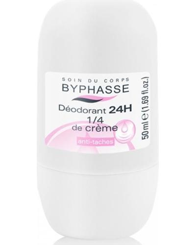 Byphasse Дезодорант роликовий 24h Deodorant 1/4 of Cream