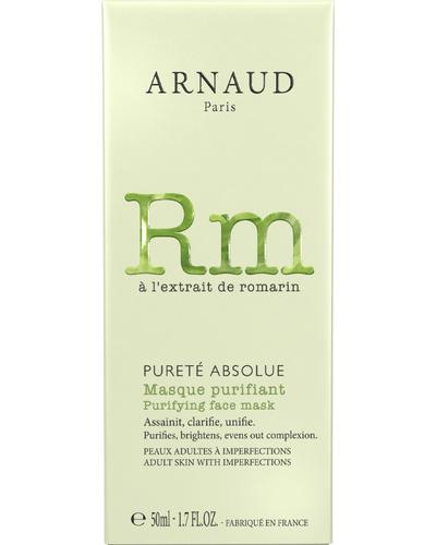 Arnaud Маска очищающая для зрелой жирной кожи Purete Absolue Purifying Face Mask. Фото 4
