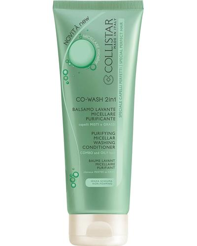 Collistar Шампунь + кондиціонер Co-Wash 2in1 Purifying Micellar Washing Conditioner