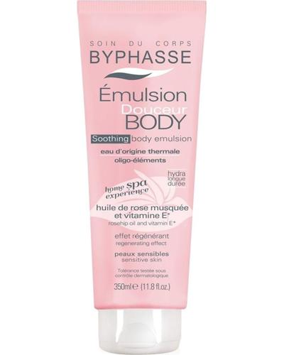 Byphasse Эмульсия для тела успокаивающая Home Spa Experience Soothing Body Emulsion. Фото 3