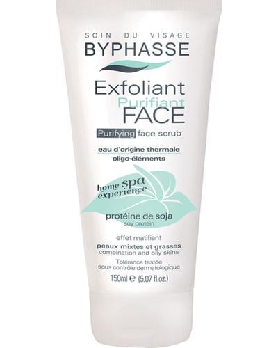 Byphasse Скраб для лица Purifying Face Scrub. Фото 5