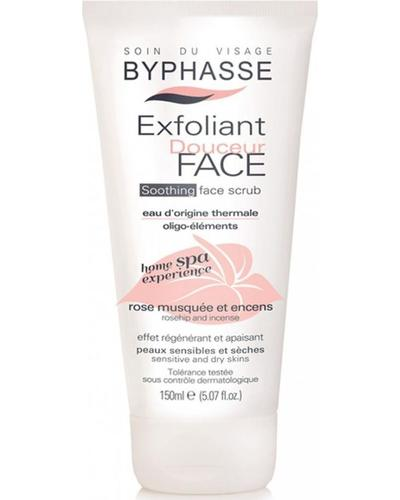 Byphasse Скраб для лица Soothing Face Scrub