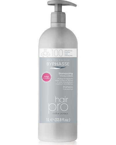 Byphasse Шампунь для окрашенных волос Hair Pro Shampoo Color Protect Coloured Hair