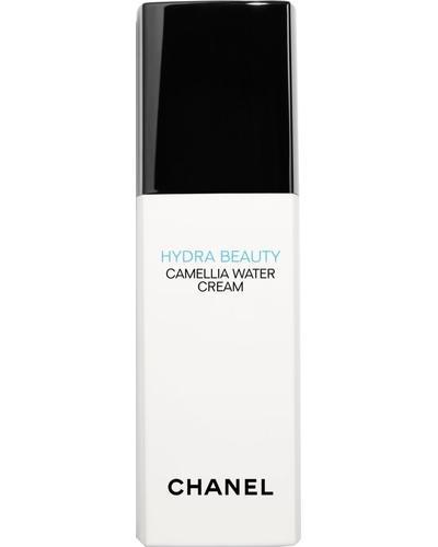 CHANEL Увлажняющий крем-флюид с водой камелии для сияния кожи Hydra Beauty Camellia Water Cream