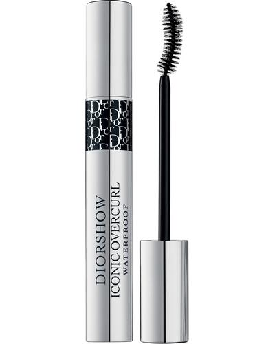 Dior Фантастический объем и изгиб ресниц - водостойкий эффект Diorshow Iconic Overcurl Mascara Waterproof