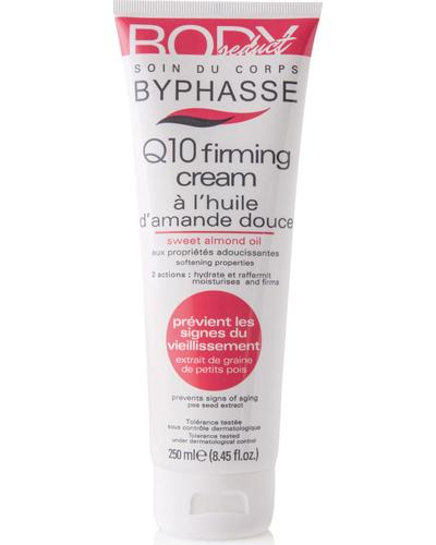 Byphasse Крем для тіла антивіковий Body Seduct Q10 Firming Cream Sweet Almond Oil