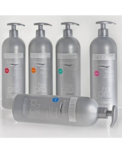Byphasse Шампунь для объема волос Hair Pro Volume Shampoo Thin Hair. Фото 3