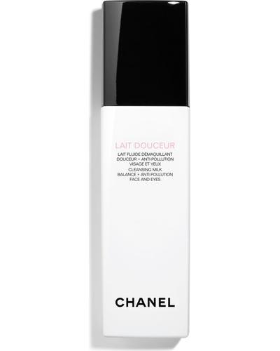 CHANEL Мягкое очищающее молочко для лица и кожи вокруг глаз Lait Douceur