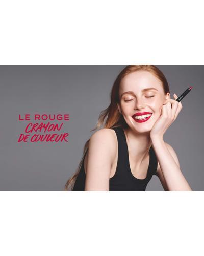 CHANEL Стойкая помада-карандаш для губ Le Rouge Crayon De Couleur. Фото 5