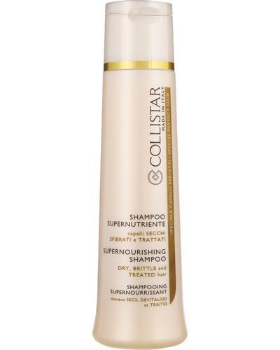 Collistar Супер живильний шампунь для сухого і пошкодженого волосся Supernourishing Shampoo