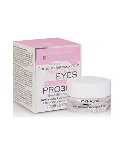 Byphasse Крем для кожи вокруг глаз против первых морщин Eyes Cream Pro30 Years First Wrinkles. Фото 3