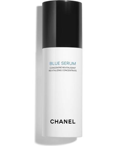 CHANEL Інгредієнти довголіття з блакитних зон планети Blue Serum