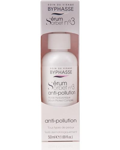 Byphasse Сыворотка защитная Sorbet Serum Anti-pollution №3