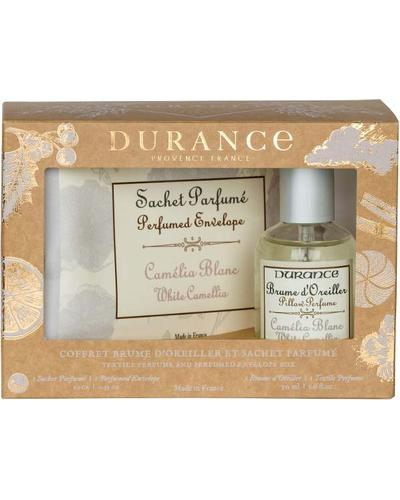 Durance Подарочный набор Textile Perfume and Perfumed Envelope Box