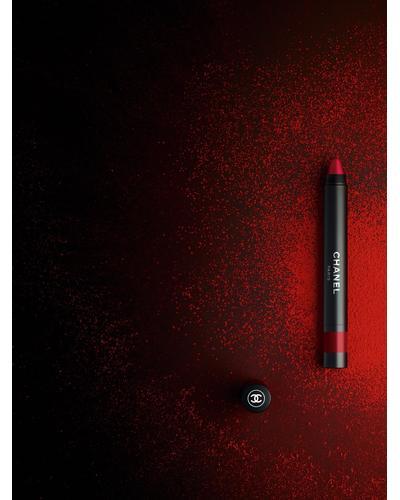 CHANEL Стойкая матовая помада-карандаш для губ Le Rouge Crayon De Couleur Mat. Фото 3