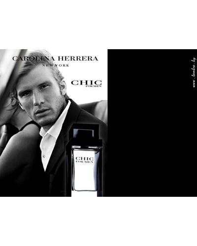 Carolina Herrera Chic For Men. Фото 1