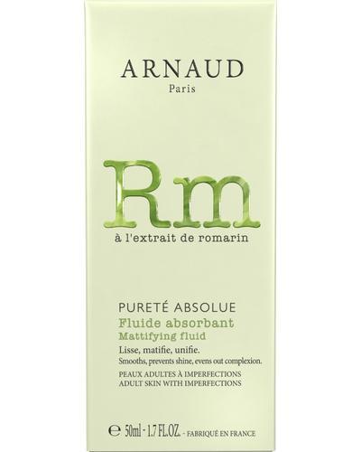 Arnaud Флюид матирующий для зрелой жирной кожи Purete Absolue Mattifying Fluid. Фото 4