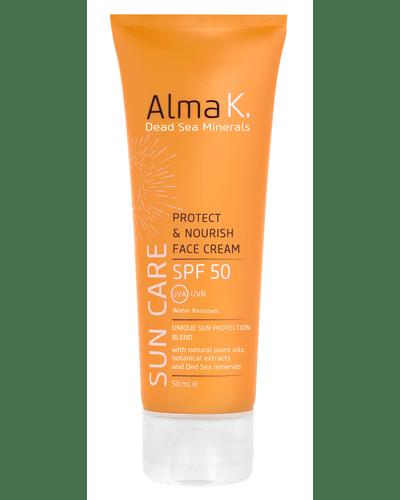 Alma K Сонцезахисний крем для обличчя Protect & Nourish Face Cream SPF 50
