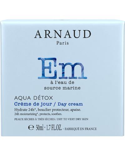 Arnaud Крем дневной для сухой и чувствительной кожи лица Aqua Detox Day Cream for Dry to Very Dry Skin. Фото 2