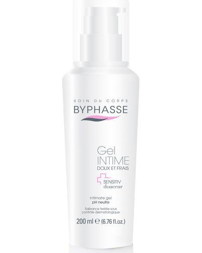 Byphasse Гель для интимной гигиены Intimate Gel For Sensitive Skin