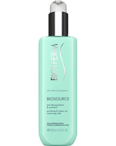 Biotherm Молочко для снятия макияжа Biosource Makeup Removing Milk