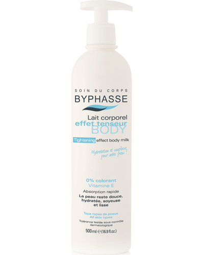 Byphasse Молочко для тела с подтягивающим эффектом Tightening Effect Body Milk