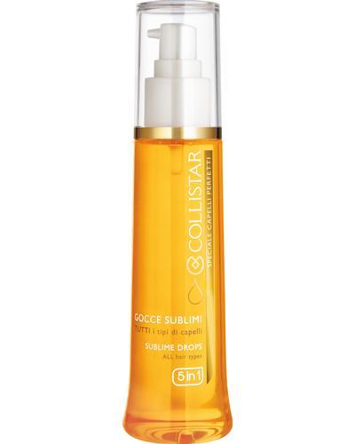 Collistar Для всіх типів волосся, засіб 5-в-1 Sublime Drops