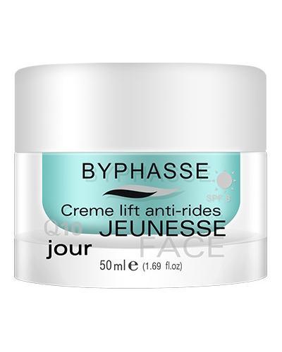Byphasse Крем для лица с лифтинг эффектом дневной Lift Instant Cream Q10 Day Care. Фото 2