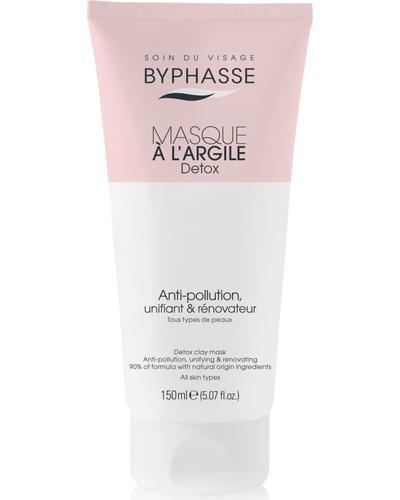 Byphasse Маска для лица Masque A L'Argile Detox Clay Mask