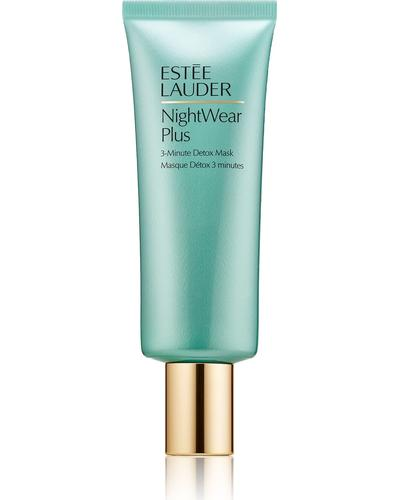 Estee Lauder Маска для лица очищающая NightWear Plus 3-Minute Detox Mask