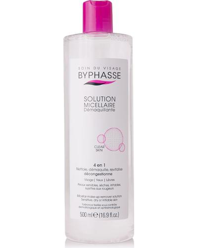 Byphasse Мицеллярная вода Micellar Make-up Remover