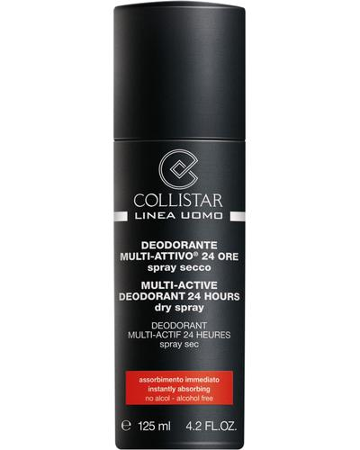 Collistar Дезодорант-спрей для чоловіків Uomo Deodorante Multi-Attivo 24