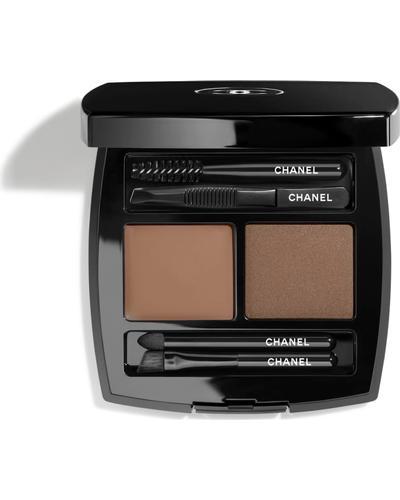 CHANEL Набір для макіяжу брів: віск, тіні і аксесуари La Palette Sourcils