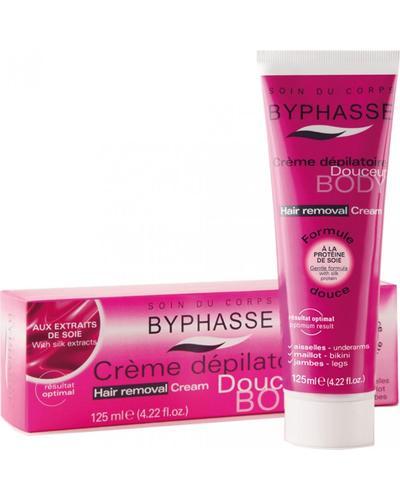 Byphasse Крем для депиляции Hair Removal Cream Silk Extract. Фото 3