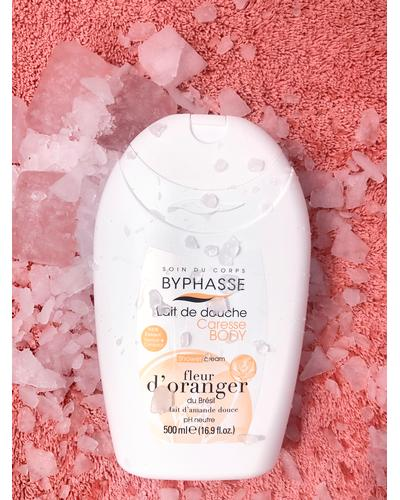 Byphasse Крем для душа Caresse Shower Cream new. Фото 3