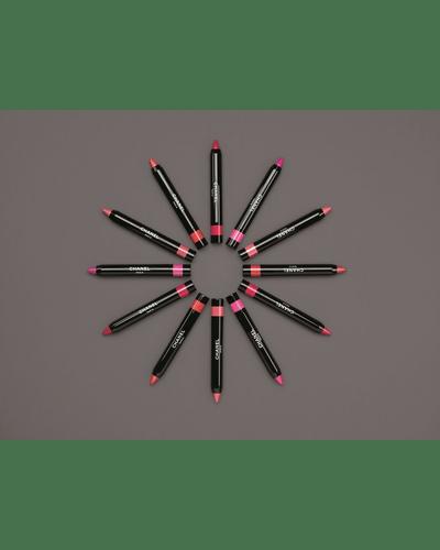 CHANEL Стойкая помада-карандаш для губ Le Rouge Crayon De Couleur. Фото 1