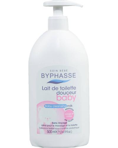 Byphasse Лосьйон очищуючий для дітей Baby Cleansing Lotion