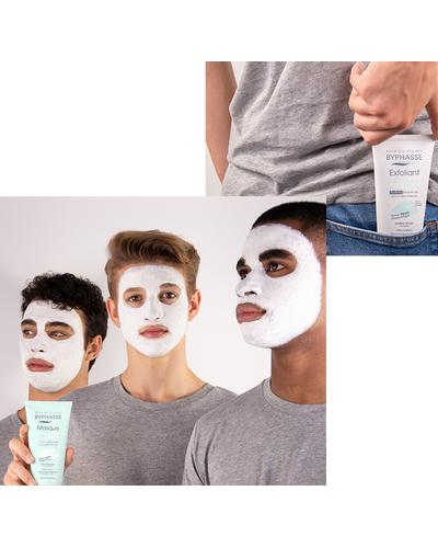 Byphasse Маска для лица Purifying Face Mask. Фото 1