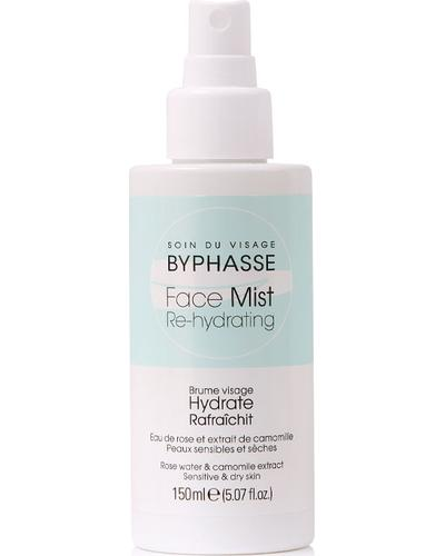 Byphasse Димка для сухої та чутливої шкіри Face Mist Re-hydrating Sensitive & Dry Skin