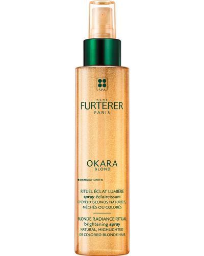 Rene Furterer Спрей для светлых волос Okara Blond Brightening Spray