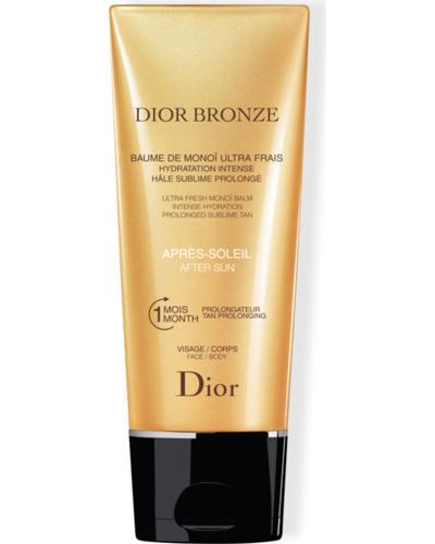 Dior Захист після сонця - ультрасвіжий бальзам моної Bronze Ultra Fresh Monoi Balm