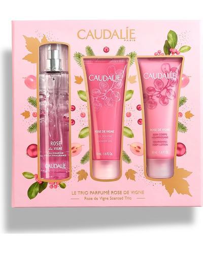 Caudalie Подарунковий набір Rose De Vigne Scented Trio