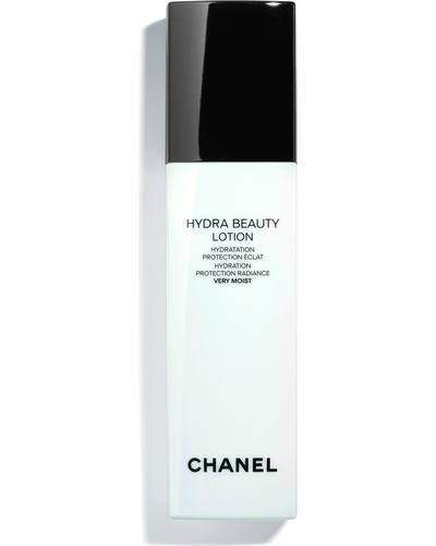 CHANEL Зволожуючий лосьйон, що надає сяйво Hydra Beauty Lotion Very Moist
