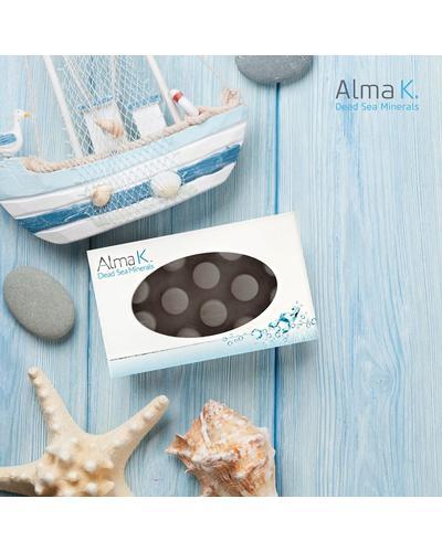 Alma K Мыло массажное Mud Massage Soap. Фото 4
