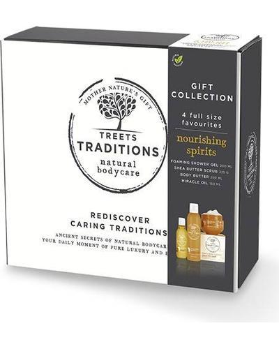 Treets Traditions Подарочный набор Luxury Gift Set Nourishing Spirits