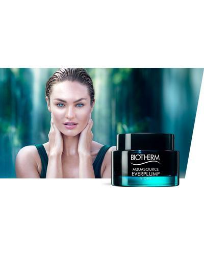 Biotherm Ночная маска для увлажнения и упругости кожи лица Aquasource Everplump Night. Фото 2