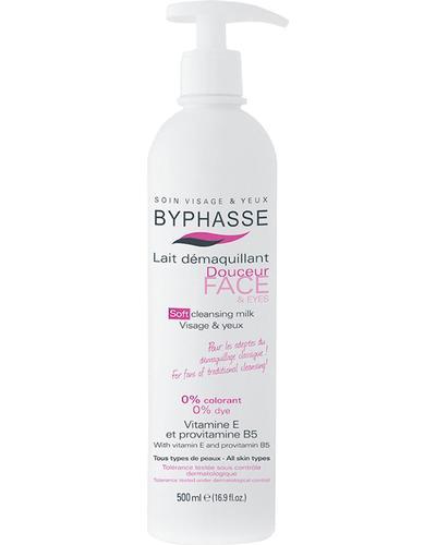 Byphasse Молочко для снятия макияжа Soft Cleansing Milk. Фото 2