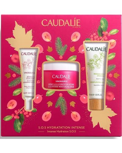 Caudalie Набір для догляду за чутливою шкірою Vinosource Sos Cream Set