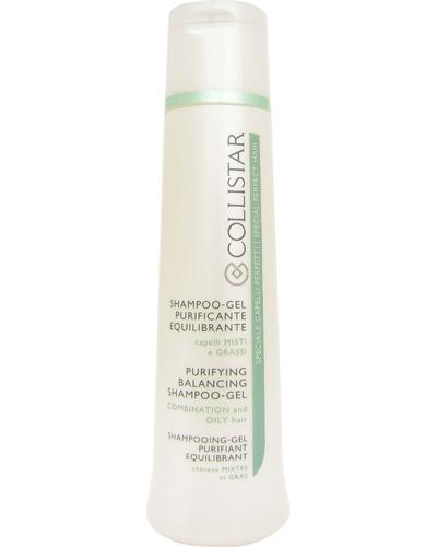 Collistar Шампунь-гель для жирного волосся Purifying Balancing Shampoo-Gel