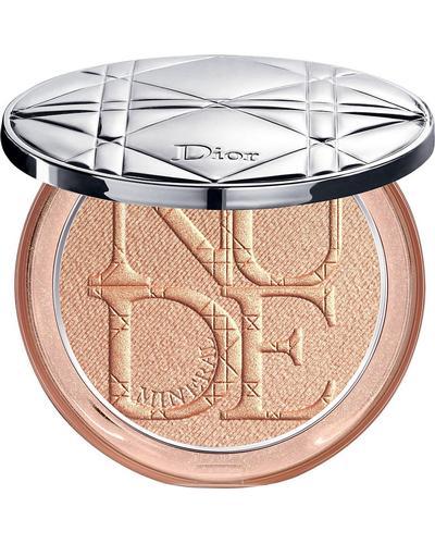Dior Пудра для сияния кожи Diorskin Nude Luminizer